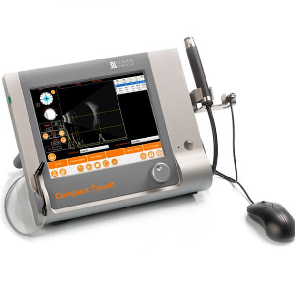 ECOGRAFO COMPACT TOUCH B Y PACHY QUANTEL